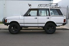Post your range rover classic photos!! - Page 5 - Land Rover ...
