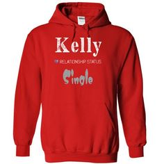 Kelly - #bridesmaid gift #baby gift. CLICK HERE => https://www.sunfrog.com/Names/Kelly-9497-Red-14626821-Hoodie.html?68278