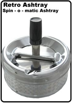 A revolving top ashtray, my grandad always had one, pressing the button and watching the middle spin and the ash disappear,fascinated me! Best Memories, Childhood Memories, Vintage Cigarette Ads, 1970s Childhood, Days Of Future Past, Blink Of An Eye, Ol Days, Teenage Years, Do You Remember