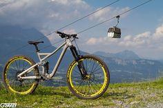 #Rose Bikes #2016er #Pikes Peak #prototype #freeride #enduro