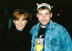Linda Blair & I at The Fright Zone - Omaha, Nebraska Linda Blair, Nebraska, October