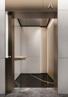 Dental Office Design, Office Interior Design, Office Interiors, Office Designs, Lobby Interior, Interior Stairs, Apartment Interior, Interior Architecture, Home Decor