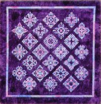 Crystal Reflections Quilt Kit