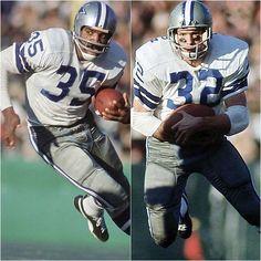 Walt Garrison Dallas Cowboys | Calvin Hill/Walt Garrison, Cowboys