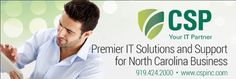 Get best IT consulting services from CSP in Raleigh.  We are most reliable IT consulting service providers for businesses in Raleigh NC. Call us now!