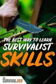 The Best Way to Learn Survivalist Skills. Looking to learn more about survivalist and prepper skills? If you are looking to be more prepared and want to be ready when SHTF, check out these tips on getting the skills to be ready. Survival Supplies, Emergency Supplies, Survival Prepping, Survival Skills, Survival Gear, Survival Clothing, Survival Essentials, Doomsday Prepping, Survival Hacks