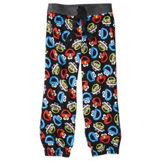 Sesame Street® Juniors Cropped Sleep Pant - Assorted Characters