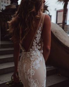 Such a gorgeous look by Captured by Wedding Day Wedding Planner Your Big Day Weddings Wedding Dresses Wedding bells Wedding Goals, Wedding Day, Lace Wedding, Wedding Greenery, Lace Bride, Backless Wedding, Wedding Decor, Wedding Stuff, Wedding Rings