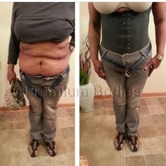 Real Womem Aiming for that small waist