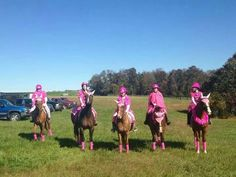 Breast Cancer Ride FUN Bonnets Custom fly bonnets starting at $25