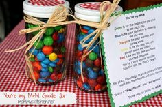 Teacher Appreciation gifts it yourself gifts gifts handmade gifts made gifts Cute Teacher Gifts, Cute Gifts, Teacher Stuff, Craft Gifts, Diy Gifts, All You Need Is, Chocolates, Pots, Teacher Appreciation Week