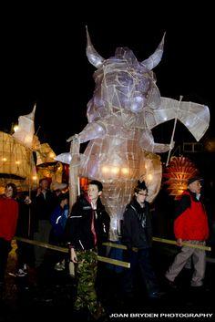 Ulverston Lantern Procession 2011