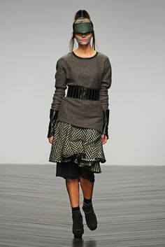 Fashion Fringe RTW Fall 2013