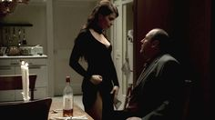 annabella sciorra & tony soprano Annabella Sciorra, Tony Soprano, Tv Shows, Couples, Movies, Movie Posters, Films, Film Poster, Couple