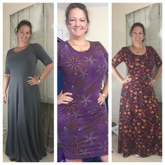 Ana & Julia, purchased from my friends because consultants shop, too :)   https://www.facebook.com/groups/LuLaRoeAmyWinsteadVIPs/
