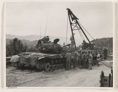 M26 Pershing, Department Of The Navy, Still Picture, National Archives, Korean War, Armored Vehicles, Marine Corps, Us Army, Military Vehicles