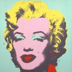 #147. Marilyn Diptych. Andy Warhol. 1962 CE. Oil, acrylic, and silkscreen enamel on canvas.