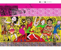 Libyan wedding joint work with another libyan artist  #Libya #libyanproverb #popart #allabudabbus #libyanartist #libyatripoli #alabodabose #Libyanpopartist #OldLibya #LibyanWoman #LibyanTraditional #Art #artists #abstractart #arte #color #colour #creative #drawing #drawings #fineart #watercolor #watercolour #sketch #art #streetart #doüberrascht #ruhrpott #popart #andywarhol #drawing FB:ab.art.page