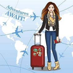 ✈️ where are we going? Cover Wattpad, Yoga Training, Travel Wallpaper, Airplane Wallpaper, Travel Drawing, Travel Illustration, New Journey, Beauty Photography, Fashion Sketches