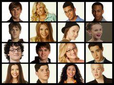 K.C, Jenna, Connor, Dave, Luke, Becky, Adam, Jack, Westley, Campbell, Maya, Miles, Zoe, Zig, Tori and Tristan