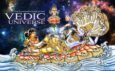 Vedic Cosmology - The Planets of the Material Universe