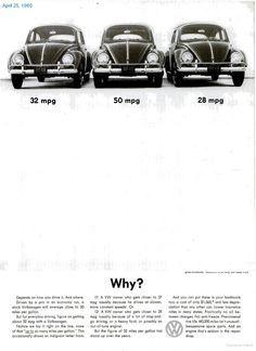 Volkswagen ad - Why?