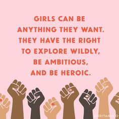 """Creative Crushin': Meet the Authors Behind the Feminist Kids' Book, """"Good Night Stories for Rebel Girls"""" – girl power Quotes Dream, Life Quotes, Quotes Quotes, Famous Quotes, Career Quotes, Night Quotes, People Quotes, Lyric Quotes, Movie Quotes"""