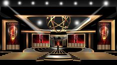 Stage visual highlights from the 2014 Emmy Awards on NBC. Video sequences designed by Jordan Foster. Stage Backdrop Design, Stage Set Design, Formal Party Themes, Facebook Background, Alphabet Letters Design, Concert Stage, Lettering Design, Staging, Backdrops