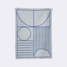 Ferm Living, Outline towel