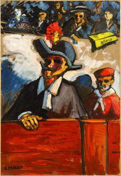 Auguste Chabaud ~Via Niels Hiort