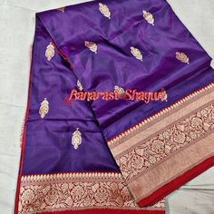 For purchases email me at @gmail.com or what's app me on +919389902966 🙏😊 We ship WORLDWIDE. Banarasi Sarees, Silk Sarees, Saree Border, Us Shipping, Indian Weddings, Hand Weaving, App, Pure Products, Instagram