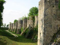 Balade dans la France médiévale...  Provins