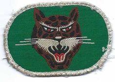 ROK / SKN 706th Ranger Commando Regiment Patch