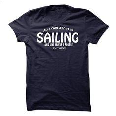 SAILING T-SHIRT - #tee shirt #silk shirts. SIMILAR ITEMS => https://www.sunfrog.com/Sports/SAILING-T-SHIRT.html?id=60505