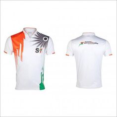 Sahara Force India Sublimation Jersey White Official Merchandise
