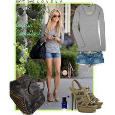 "Kristin Cavallari"" style"