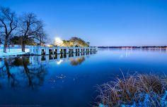 Boathouse, White Rock Lake, Dallas