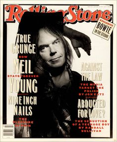Rolling Stone Magazine, Neil Young