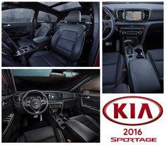 The All New 2016 KIA Sportage    #New #KIA #2016 #Sportage #Frankfurt #Dilawri #BankSTreetKIA #KIAOnHuntClub #Press Release Kia Sportage, Press Release, Frankfurt, Car Seats