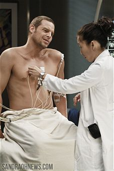 "Grey's Anatomy: 8.02 ""She's Gone"" - Stills"