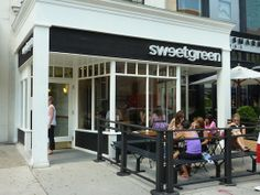 Organic Restaurants Sweetgreen In Boston Was Incredibly Impressive If You Re And Looking For