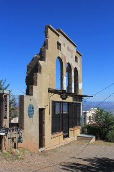 Jerome, Arizona (ghost town)