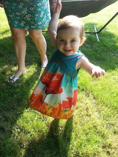 Bambiblauw blogt ook...: Tulip Dress patroon