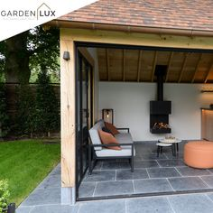 Backyard Patio Designs, Backyard Landscaping, Country House Interior, Timber Frame Homes, Outdoor Living, Outdoor Decor, Pool Houses, House Goals, Garden Projects