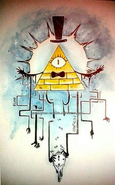 Bill Cipher; Gravity Falls