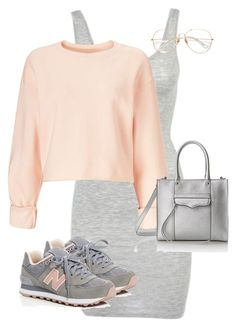 Untitled #12942 by alexsrogers on Polyvore featuring polyvore, fashion, style, mbyM, Miss Selfridge, New Balance, Rebecca Minkoff and clothing