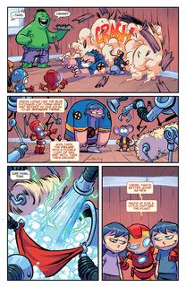 Giant-Size Little Marvel - Skottie Young