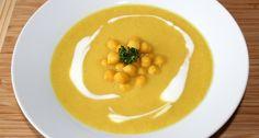 Csicseriborsó krémleves recept: Egy finom, forró leves nagyon jól tud esni a hideg téli napokon. Ezt a csicseriborsó krémleves receptet csak ajánlani tudom, érdemes kipróbálni. :)