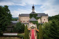 """Hotel Schloss Gabelhofen"" in 8753 Fohnsdorf, Styria - Austria."