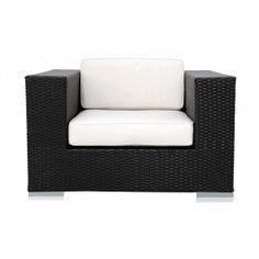 Modern contemporary outdoor armchairs